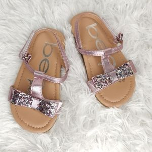 BEBE GIRLS | Toddlers Glitter Sandals